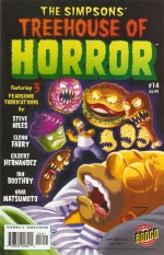 """The Simpsons' Treehouse Of Horror"" #14"