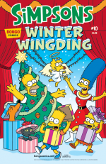 """The Simpsons Winter Wingding"" #10"