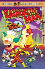 Radioactive Man: The Official Movie Adaption