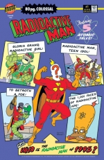 """Radioactive Man 80-page Colossal"" #1"