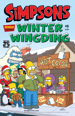 """The Simpsons Winter Wingding"" #9"
