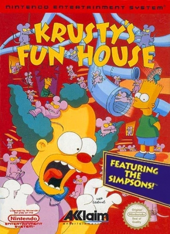 Krusty's Fun House / Krusty's Super Fun House