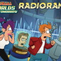 Ya disponible el nuevo episodio de Futurama en formato podcast