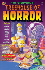 """The Simpsons' Treehouse Of Horror"" #16"