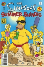"""The Simpsons Summer Shindig"" #3"