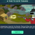 "Nuevo minievento en ""Futurama: Mundos del Mañana"" – A Time To Give Thanks"