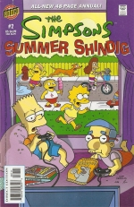 """The Simpsons Summer Shindig"" #2"