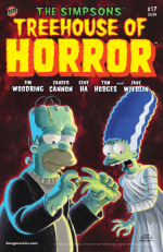 """The Simpsons' Treehouse Of Horror"" #17"