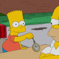 "Estreno de Los Simpson en Norteamérica: ""A Father's Watch"""
