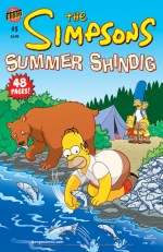 """The Simpsons Summer Shindig"" #5"