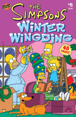 """The Simpsons Winter Wingding"" #5"