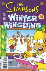"""The Simpsons Winter Wingding"" #3"