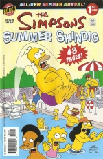 """The Simpsons Summer Shindig"" #1"