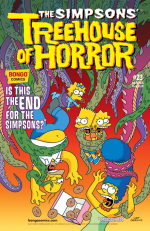 """The Simpsons' Treehouse Of Horror"" #23"