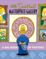 The Simpsons Masterpiece Gallery – A Big Book Of Posters
