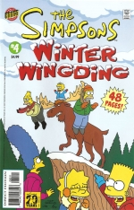 """The Simpsons Winter Wingding"" #4"