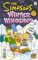 """The Simpsons Winter Wingding"" #2"