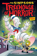 """The Simpsons' Treehouse Of Horror"" #22"