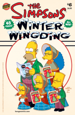 """The Simpsons Winter Wingding"" #6"
