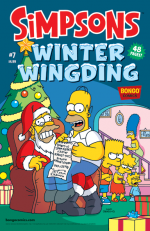 """The Simpsons Winter Wingding"" #7"