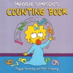 Maggie Simpson's Counting Book