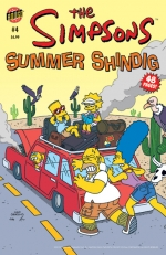 """The Simpsons Summer Shindig"" #4"