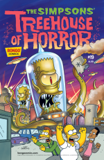 """The Simpsons' Treehouse Of Horror"" #19"