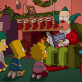 "Estreno de Los Simpson en Norteamérica: ""The Nightmare After Krustmas"""