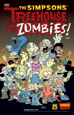 """The Simpsons' Treehouse Of Horror"" #20"