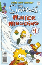 """The Simpsons Winter Wingding"" #1"