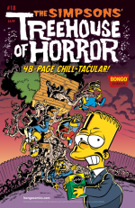 """The Simpsons' Treehouse Of Horror"" #18"