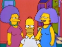 Homer Contra Patty Y Selma