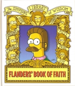 The Simpsons Library Of Wisdom – Flanders' Book Of Faith