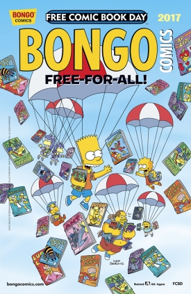 """Bongo Comics Free-For-All 2017"""