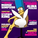 Marge Simpson en Playboy