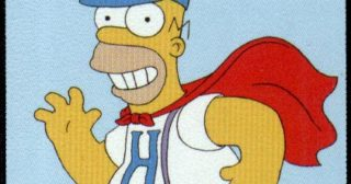 Homer, El Bailón