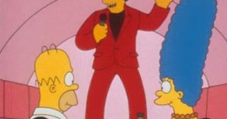 Marge Consigue Un Empleo