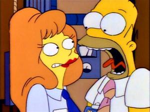 La Última Tentación De Homer