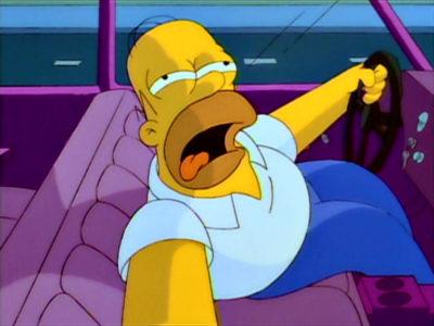 Homer, Hombre Malo