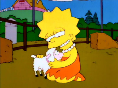 Lisa, La Vegetariana