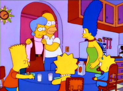 Madre Simpson