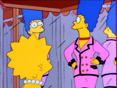 Escenas De La Lucha De Clases En Springfield