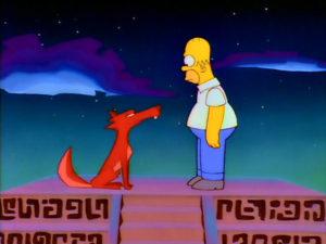 El Misterioso Viaje De Homer
