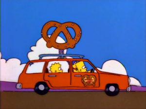 El Retorcido Mundo De Marge Simpson