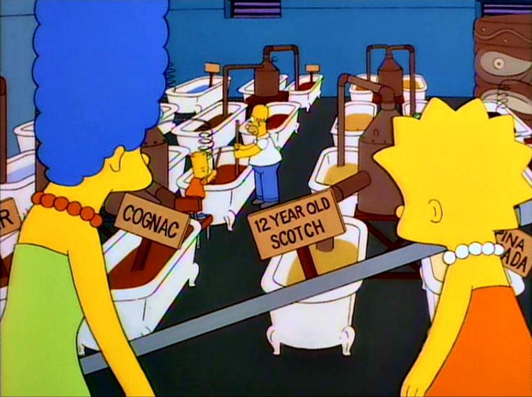 Los Simpson - Homer Contra La Decimoctava Enmienda