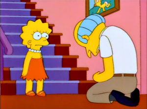 El Viejo Y Lisa