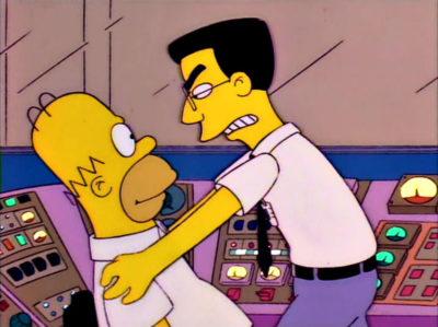 El Enemigo De Homer