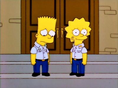 La Guerra Secreta De Lisa Simpson