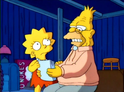 Lisa, La Simpson
