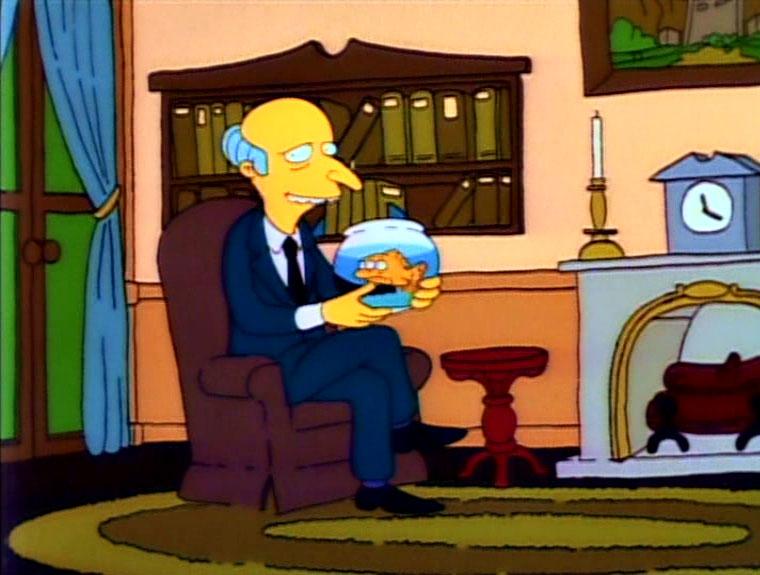 Los Simpson - Temporada 2 - Dos Coches En Cada Garaje Y Tres Ojos En Cada Pez